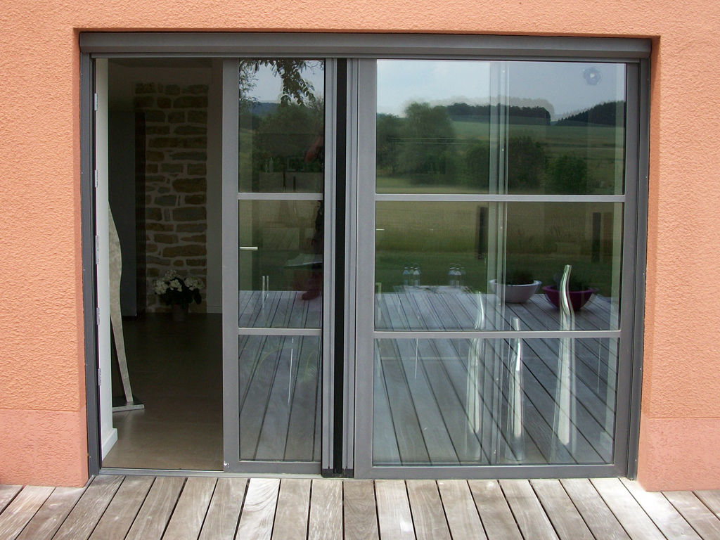 Fenetre alu renovation perfect fentre internorm fentres for Fenetre aluminium